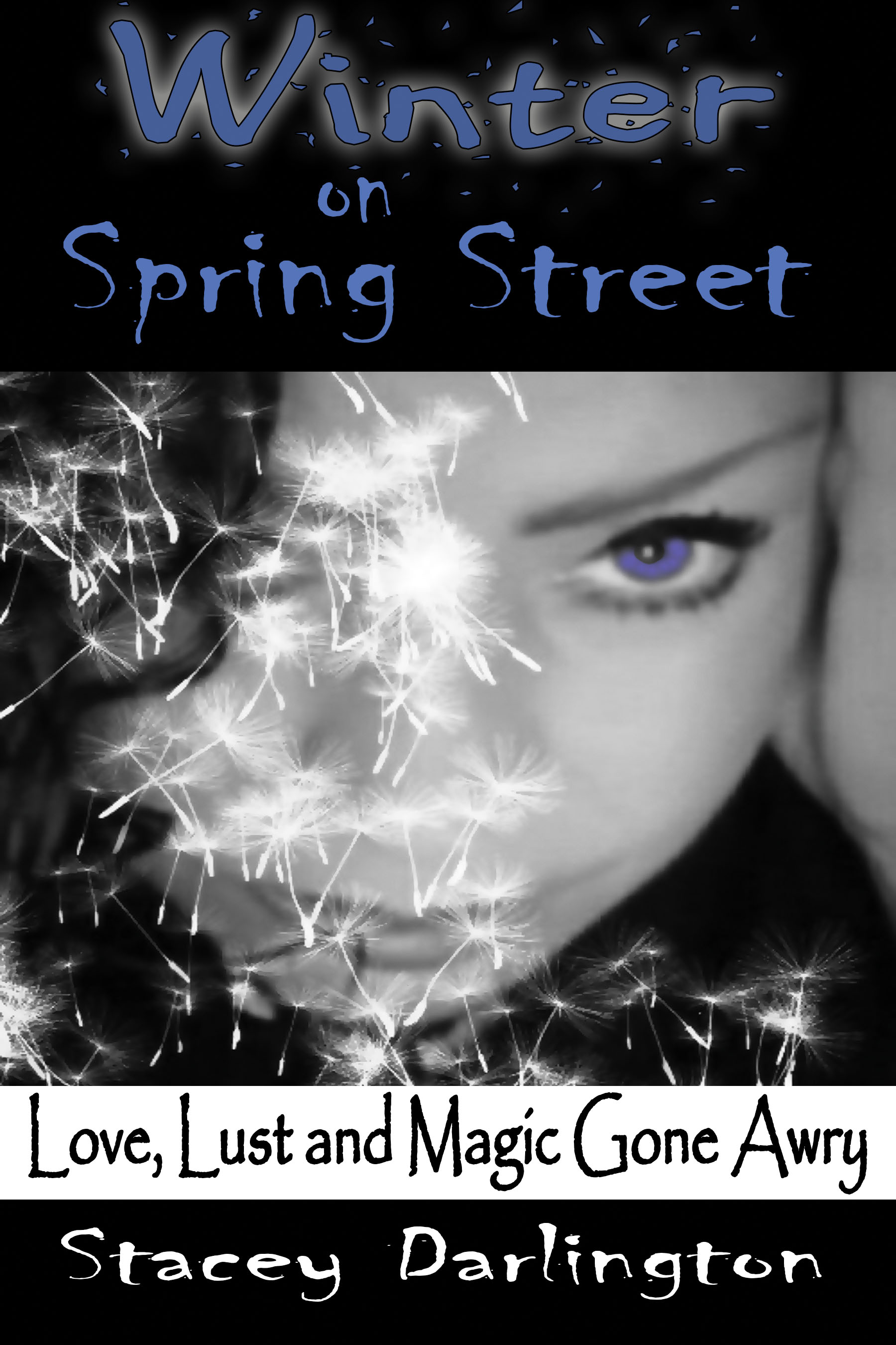 Winter on Spring Street