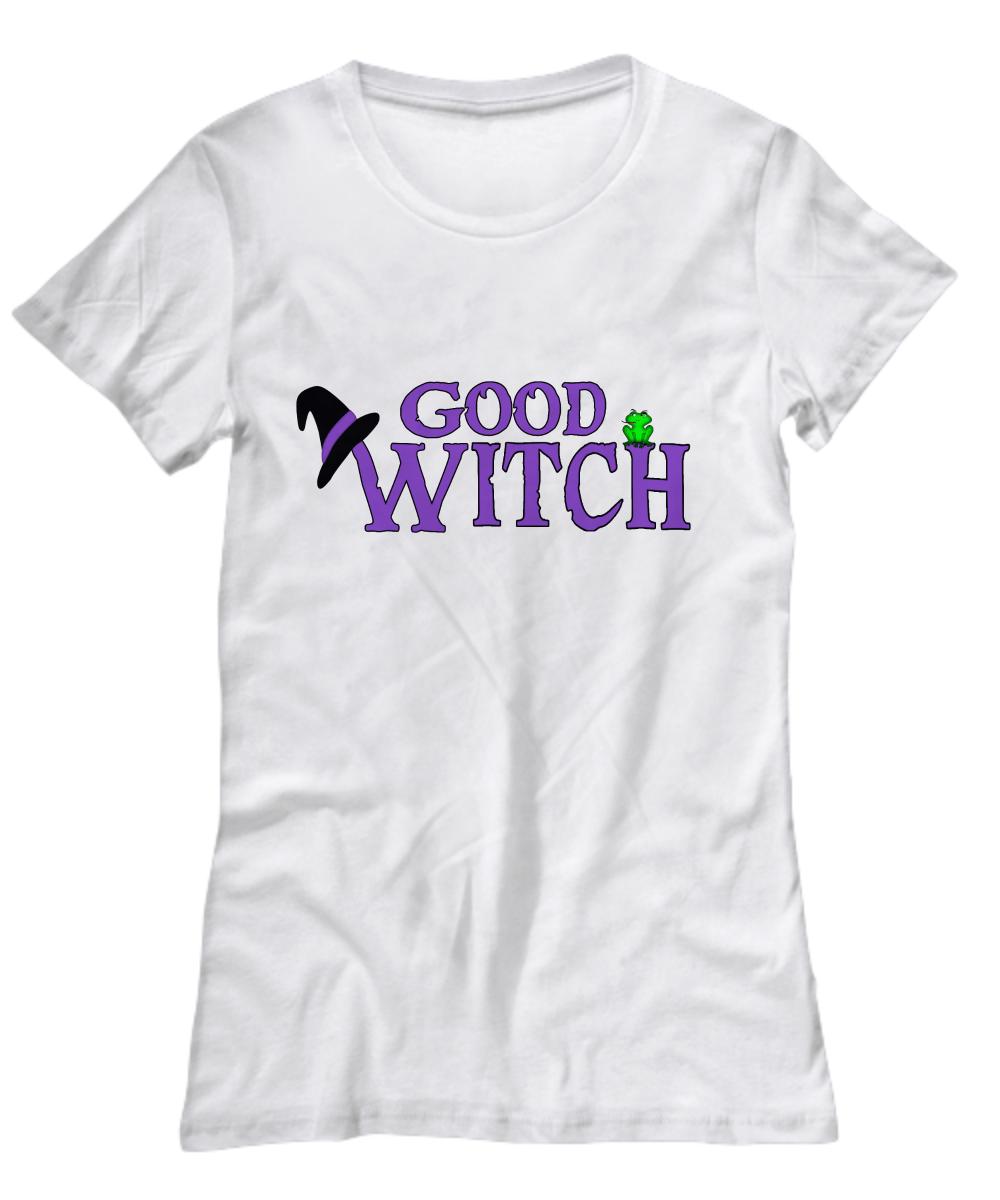 good witch ladies T-shirt
