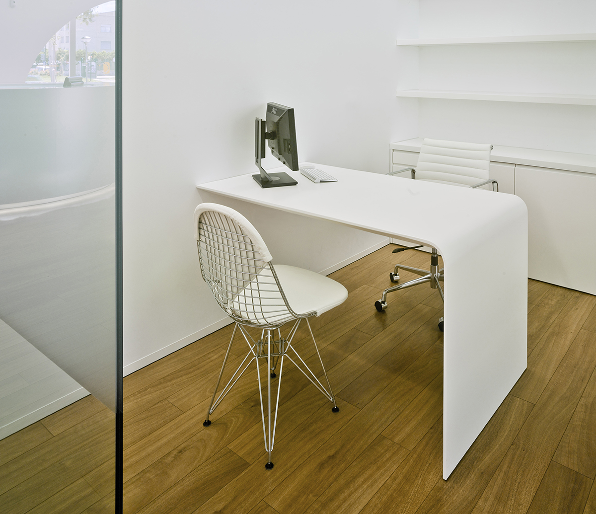 Mesa despacho 1200p