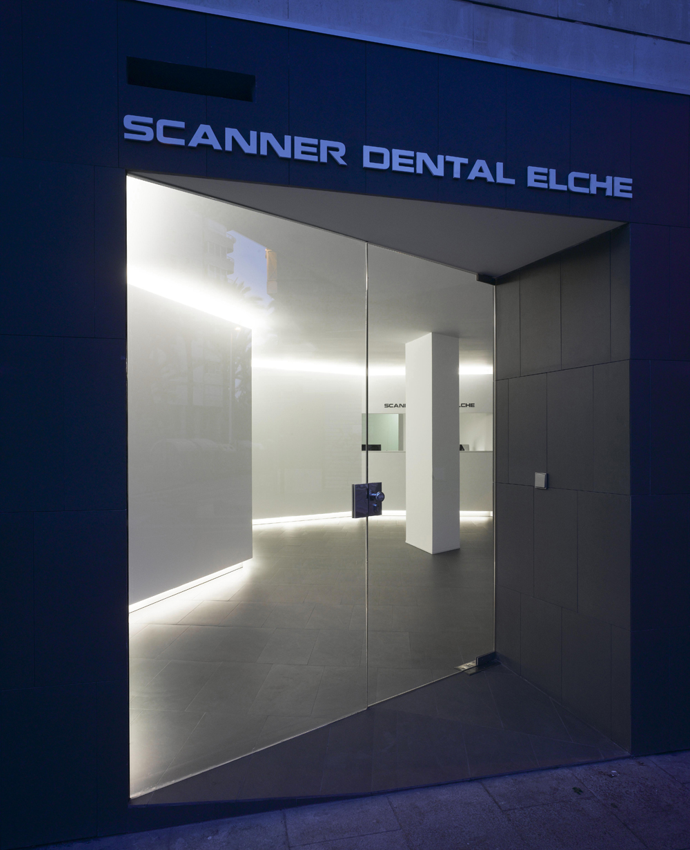 Scanner Dental 04 Cuadricula PNG