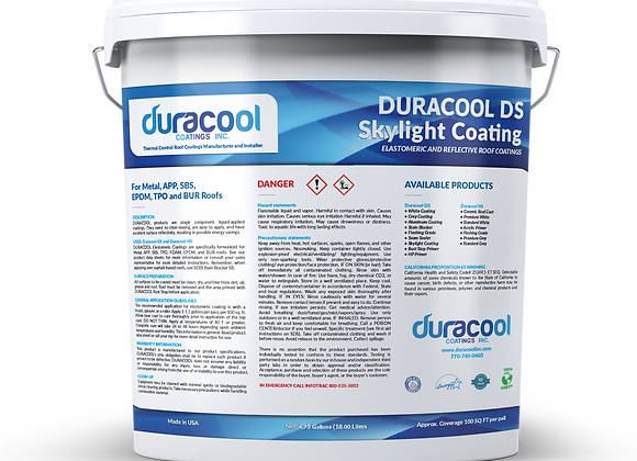 Duracool DS Skylight Coating