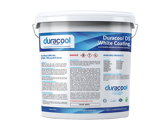 Duracool DS White Coating