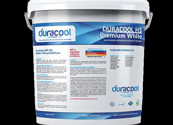Duracool HS Premium White Plus Hybrid
