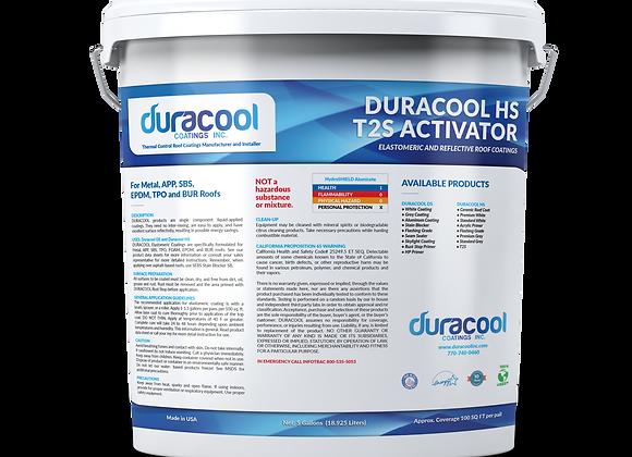 Duracool HS T2S Activator
