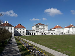 Schloss Nymphenburg 2019