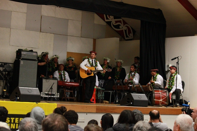 Mauke Enua Cultural Group - Cook Island 2