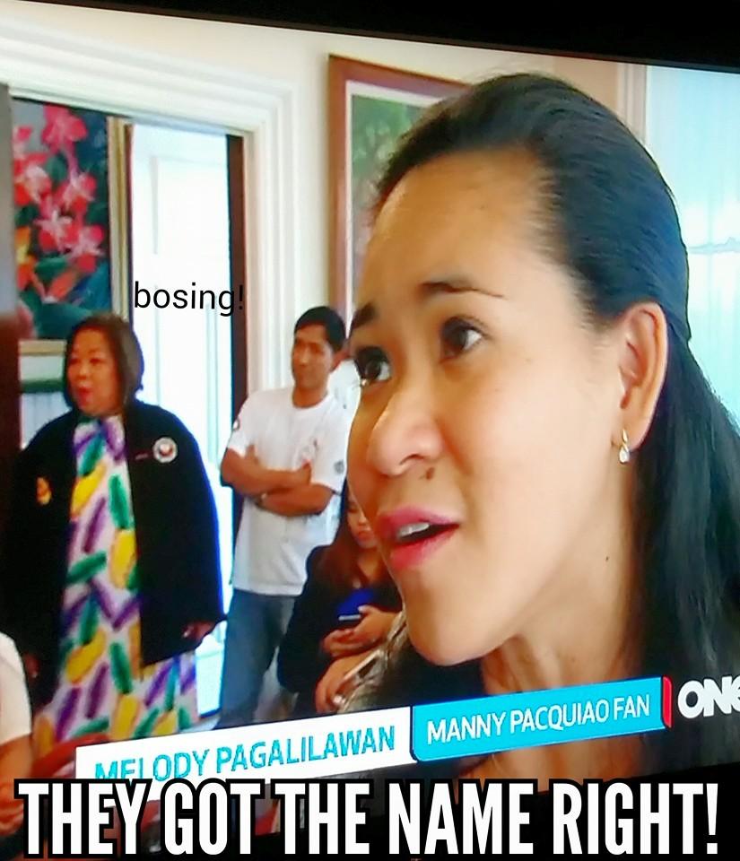 Melody Pagalilawan at Ang Bahay