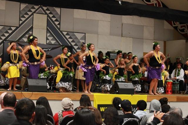 Mauke Enua Cultural Group - Cook Island 4