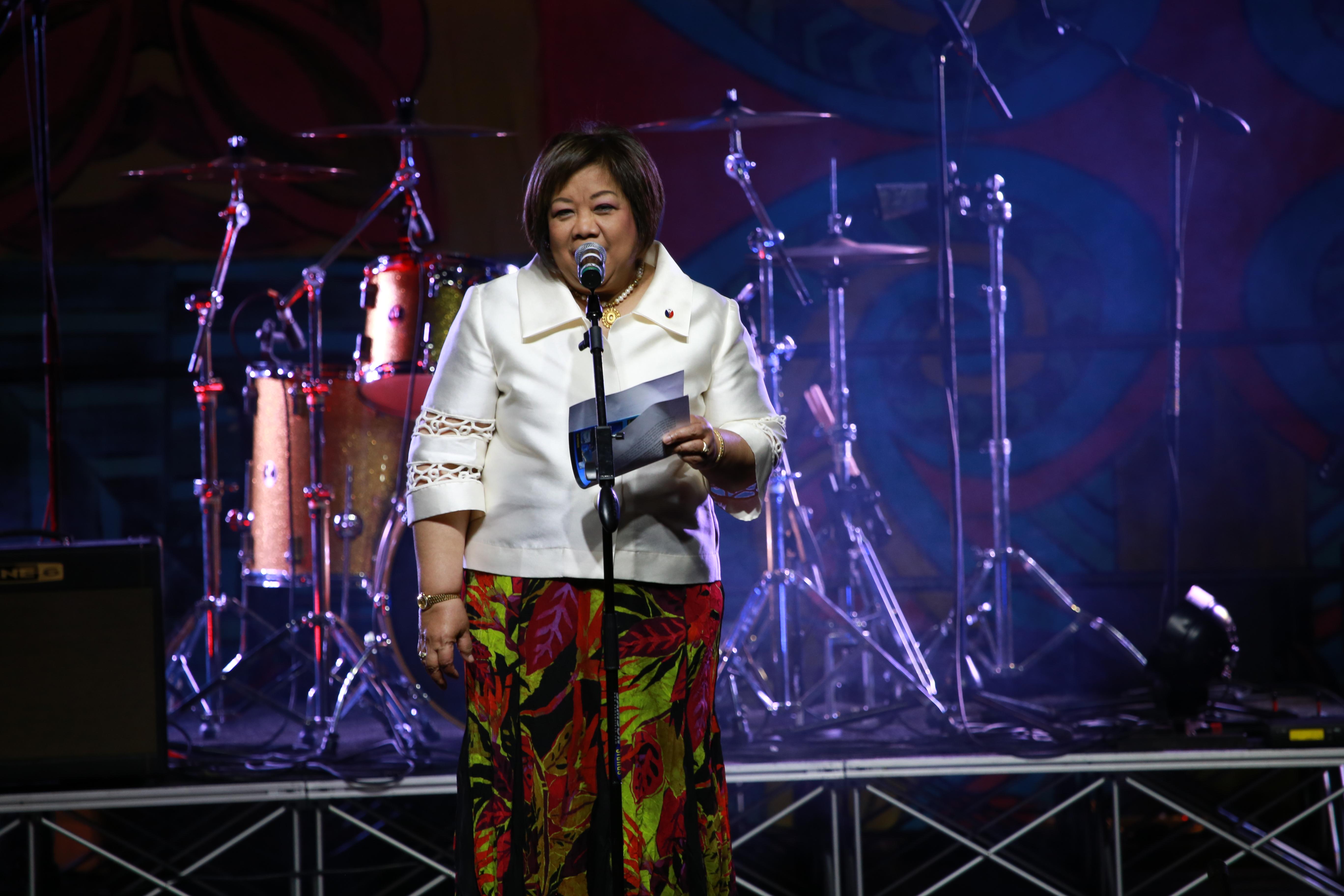 Ambassador Virginia Benavidez