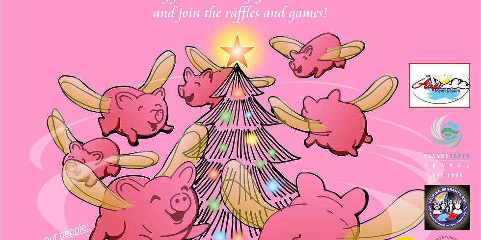 Flying Pigs Parol Christmas Party 2020