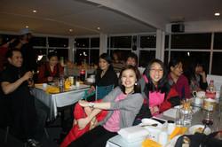 Dinner Treat - Post TPBAL NZ Tour