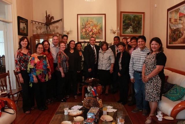 Dinner Meeting for the Loboc Children's Choir Concert 08