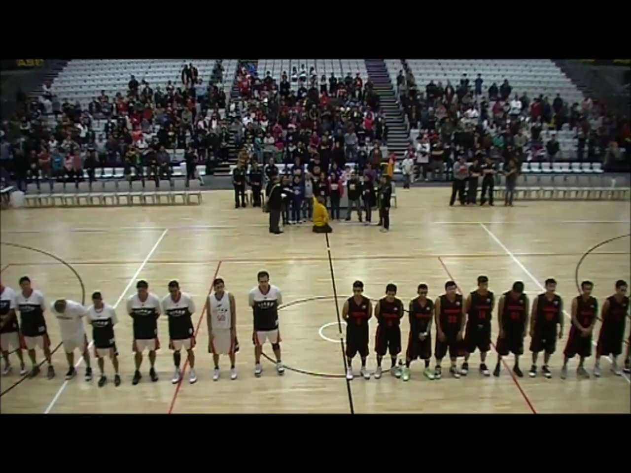Toshiba PBA Legends NZ Tour 2012 - National Anthems