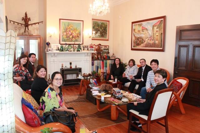 Dinner Meeting for the Loboc Children's Choir Concert 02