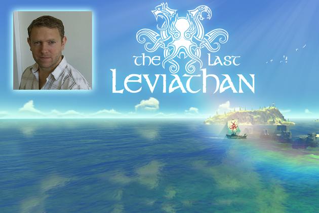 Rik Alexander on The Last Leviathan