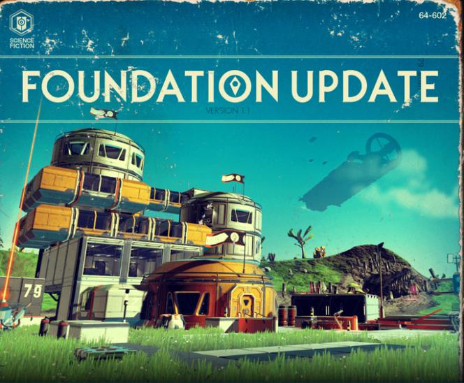 No Man's Sky (Rebirth)  Foundation Update Live