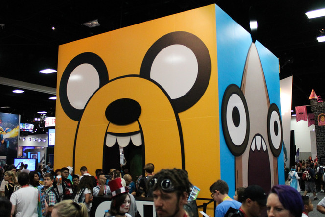 Cartoon Network Powers Up for New York Comic Con, Oct. 7-8