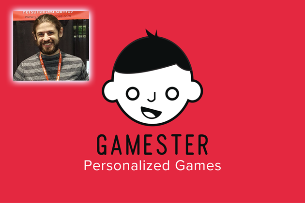 PAX EAST- Jaime Fraina on his new Project, Gamester.