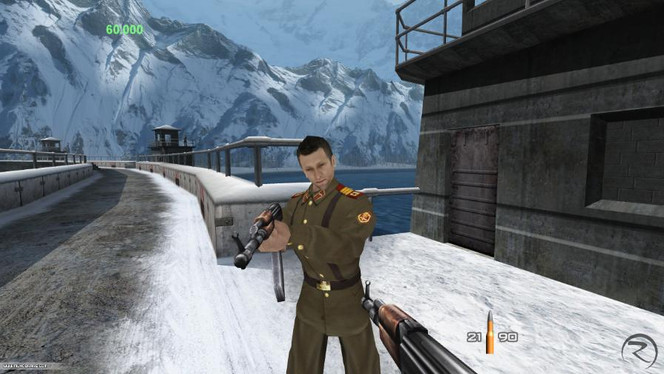Goldeneye N64 Official Xbox Live Remake Gameplay Leaked.