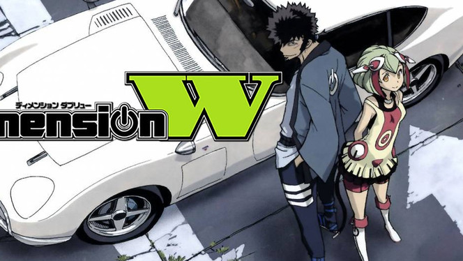 Anime Review: Dimension W