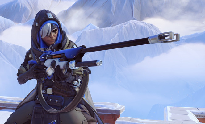 A Breakdown of Ana, an Upcoming Healer in Overwatch
