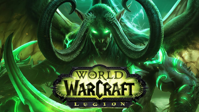 WOW Legion Launch