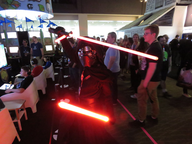 Pax West Day 1 Photo Gallery