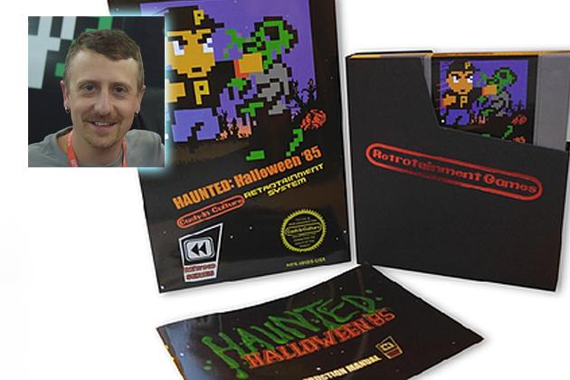 Tim Hartman on Haunted: Halloween '86