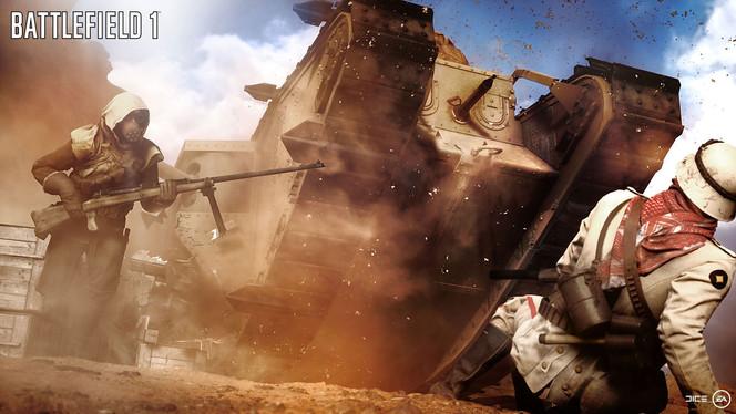 Battlefield 1 Classes Confirmed