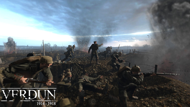 "Verdun ""Horrors of War"" Free DLC"