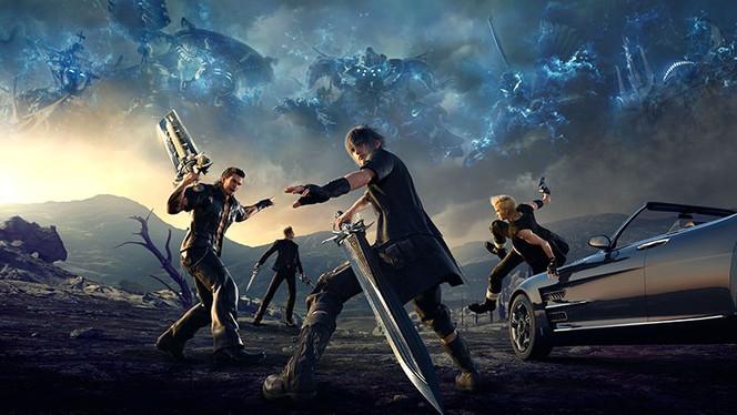 Final Fantasy XV Review Roundup