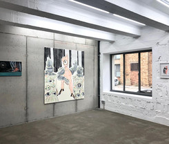 re:future Lab exhibition space