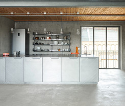 re:future Lab exhibition and event space_kitchen REFORM