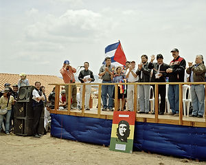 04.Commemoration for Che Guevaras 40. da