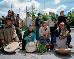Mapuche, Wallmapu, Chile, Südamerika, Southamerica