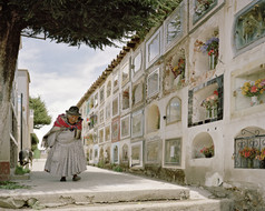 Cemetery La Paz