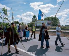 Mapuche, Wallmapu, Chile, Südamerika, Southamerica, Panamericana