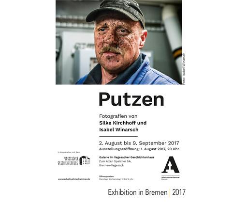 PUTZEN Fotoausstellung Bremen