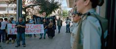 Mapuche, Wallmapu, Chile, Südamerika, Southamerica, Polizei, policia