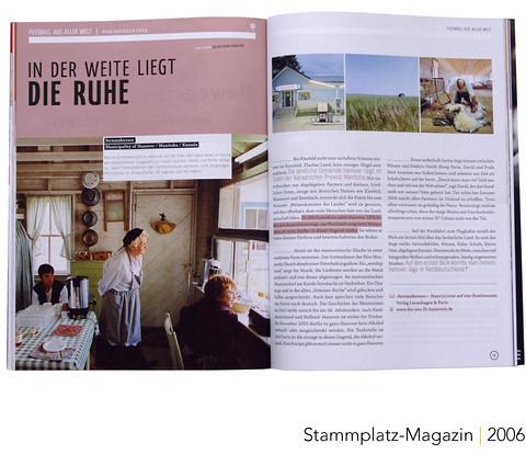 Stammplatz Magazin
