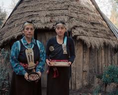 Mapuche, Wallmapu, Chile, Südamerika, Southamerica, Ruka