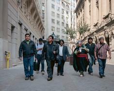 Mapuche, Wallmapu, Chile, Südamerika, Southamerica, Santiago de Chile