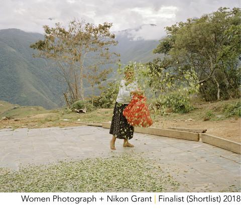 Shortlist Woman Photograph + Nikon Grant 2018 Arriba Bolivia!