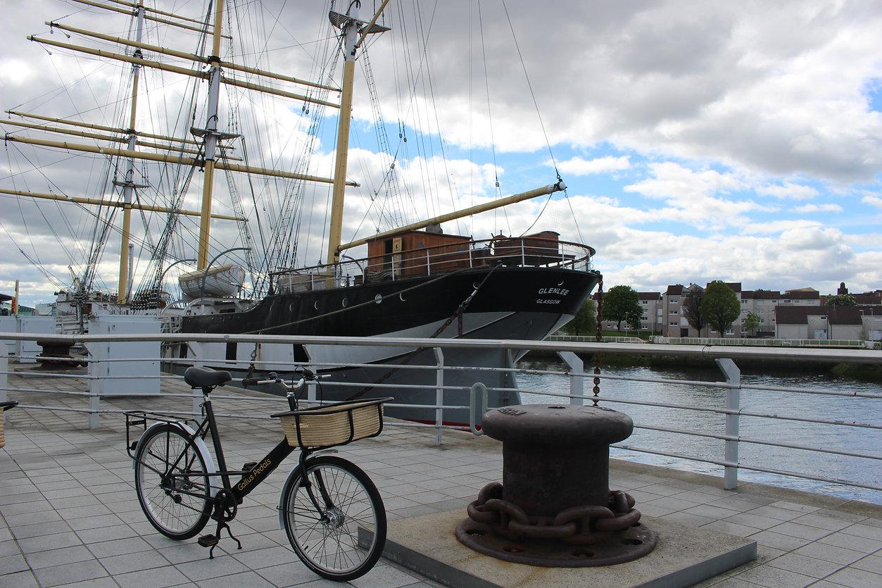 Gallus Pedal Bike by Cutty Sark