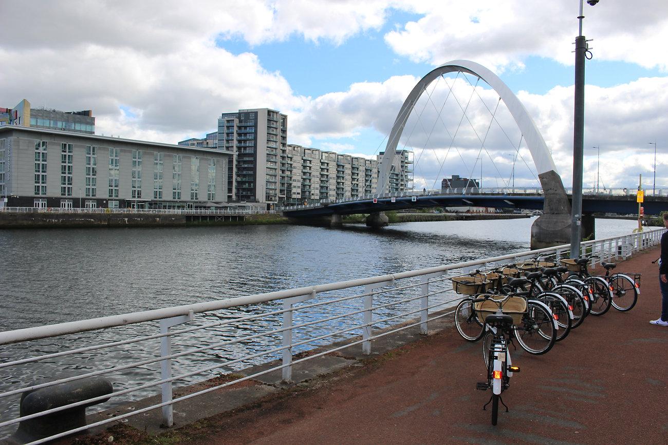 Gallus Pedals bikes by Riverside