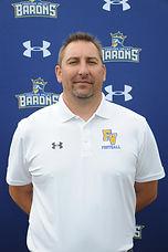 Garrett Govaars - Offensive Coordinator.