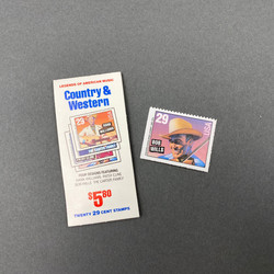 Country & Western Stamps