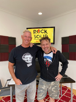 Pat Francis - Rock Solid Podcast