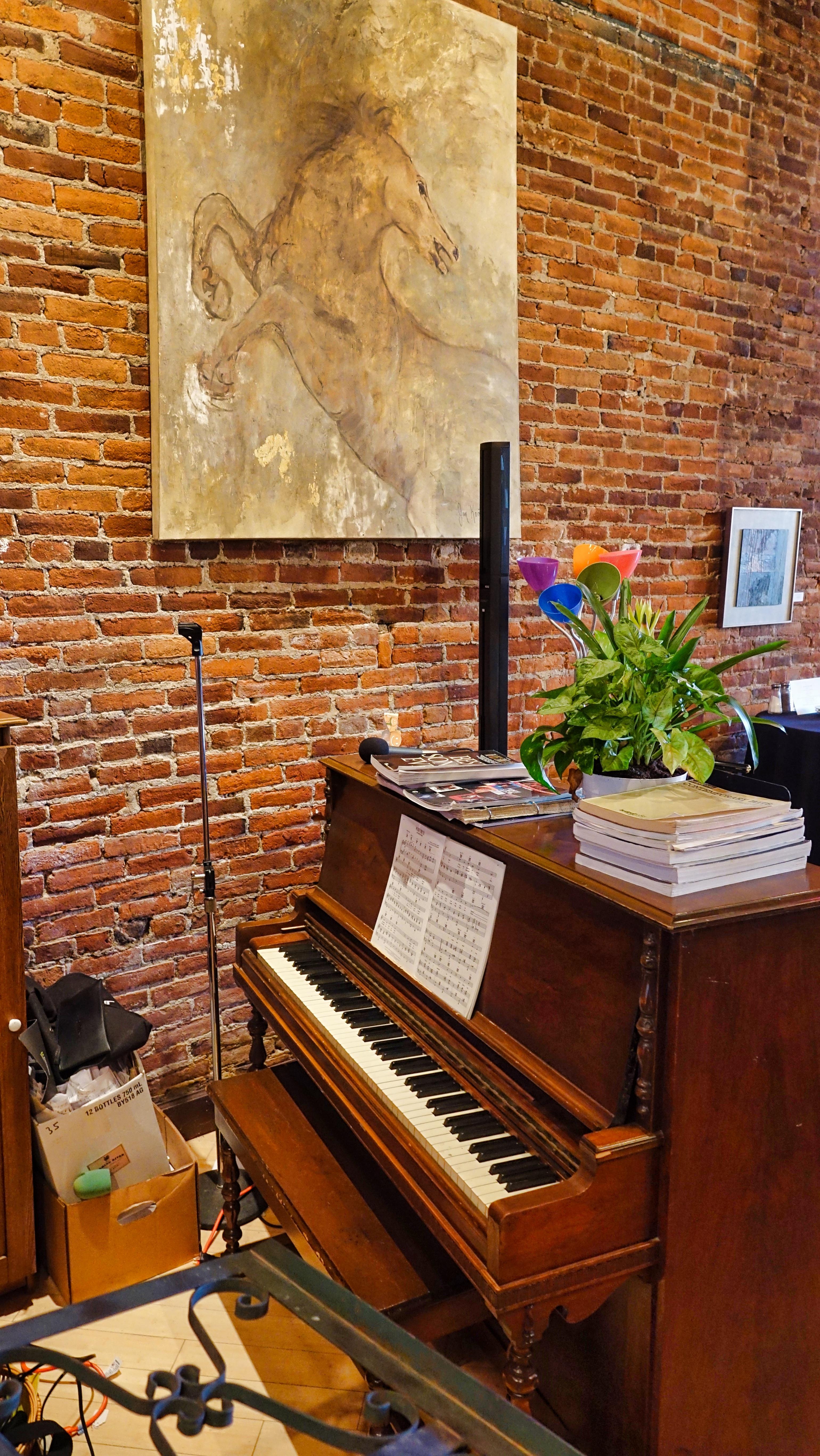 Latitude One piano