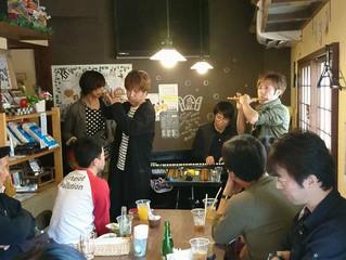 kogakusyu翔LIVE in NAGASAKI @「なてゅ〜る」